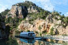 Tourisme et amusement dans les montagnes de València avec SuAventura à Cofrentes