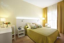 Descans al costat del mar en l'Hotel del Golf Platja de Castelló