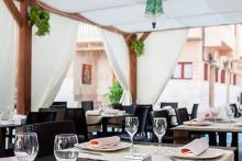 Gehobene Küche im Alfonso Restaurante
