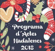 Cartel Programación Navidad