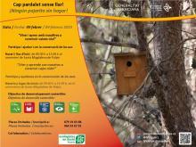 Cajas nido - Sierra de Irta - Peñiscola