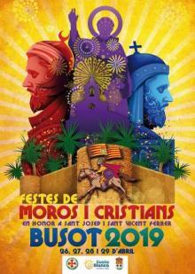 Fiestas de Moros y Cristianos Busot 2019