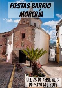 Fiestas Barrio Morería 2019