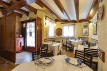 ''Goût le meilleur de la mer'' au restaurant de fruits de mer Tasca del Puerto