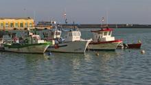 Imagen del puerto de Borriana