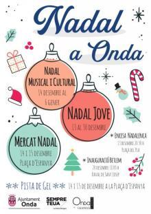 MERCADO DE NAVIDAD ONDA 2019
