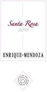 Etiqueta Santa Rosa