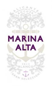 Etiqueta Marina Alta