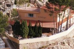 Albergue El Refugio en Montanejos Exterior