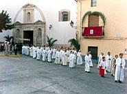 Festivité de la Virgen del Rebollet
