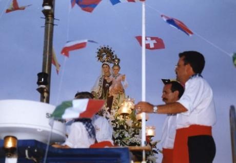 Festivitat de la Mare de Déu del Carme