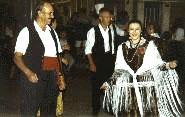 Festivité de Santo Domingo de Guzmán à Xaló