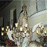 Feste zu ehren der Armen Jungfrau