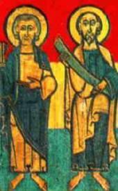 San Abdón et San Senent