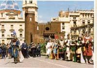 Processió dels Xiulitets i la Gloria