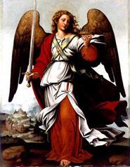 Fiestas en honor del Santo Angel Custodio