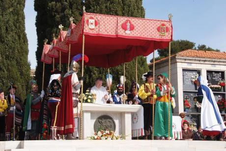 Mauresques et chrétiens à la gloire de San Jorge Mártir