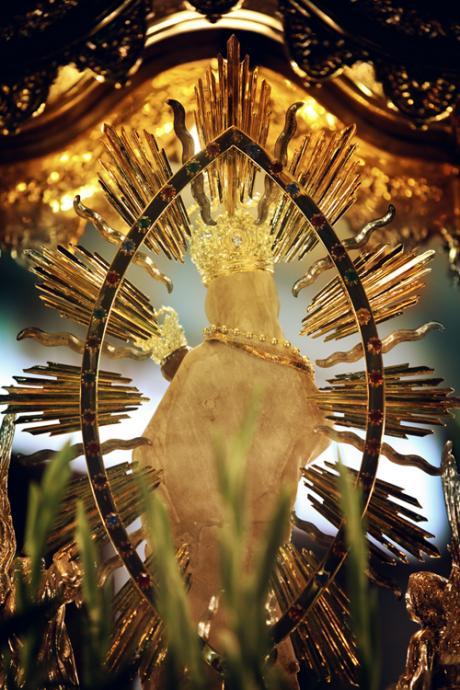 Festivities in honour of the Virgen de Loreto