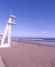 Playa Centro / Centre