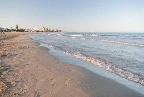 Playa de El Grao-Malvarrosa