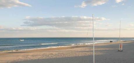 Les Pesqueres-El Rebollo Beach