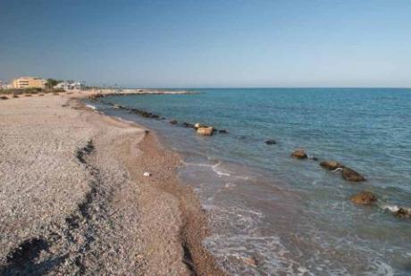 Belcaire Beach