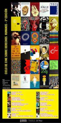Ciclo de cine sobre Derechos Humanos en el Aula Magna de la Nau, Universitat de València