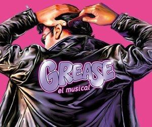 Musical Grease en Alicante 2013