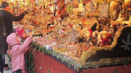 Mercado de Navidad. Sagunto 2012