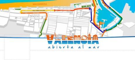 15K, Valencia abierta al mar
