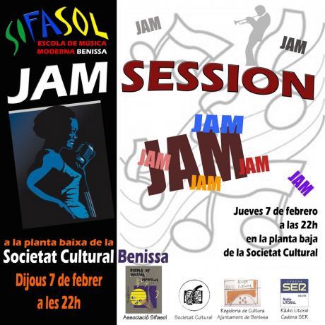 Jam Session - Benissa 2013