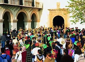The Magdalena festival gets underway in Castellón!