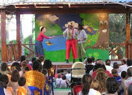 Actividades infantiles en Alicante 2013
