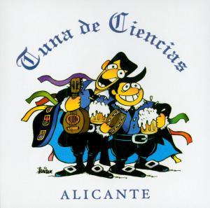 IV Certamen Internacional de Tunas Ciudad de Alicante.