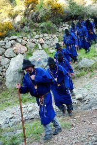 The Pelegrins de Les Useres pilgrimage, one of the Region's most distinctive events