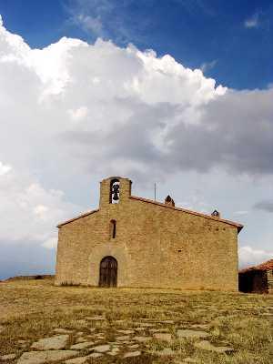 Rogativa de San Pedro Mártir en Castellfort.