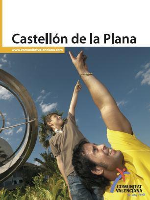 Portada plano de Castellón