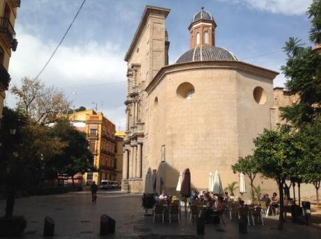 Valencia Ciutat Vella Oberta: ein Kunstwerk