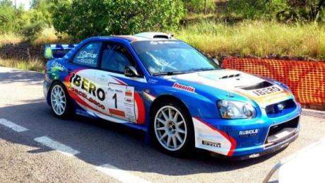 Rallye Cerámica 2013, Castellón sur roues