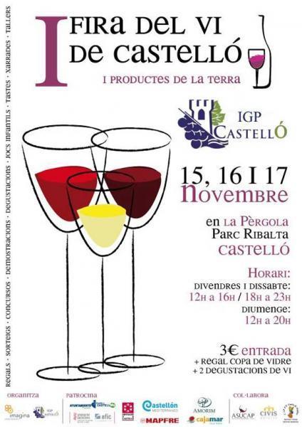 Feria del vino y productos de la tierra de Castellón