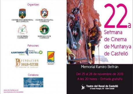 XXII Semana de Cine de Montaña Castellón 2013