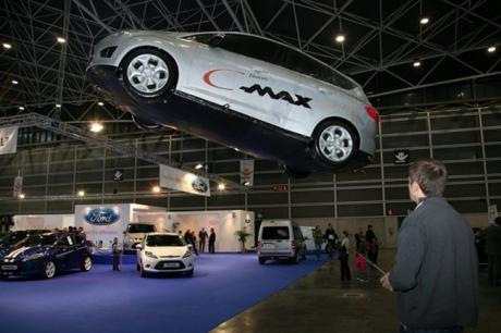 Feria del Automóvil, Vehículo Ocasión y Comercial