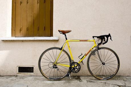 Bike routes. Benissa