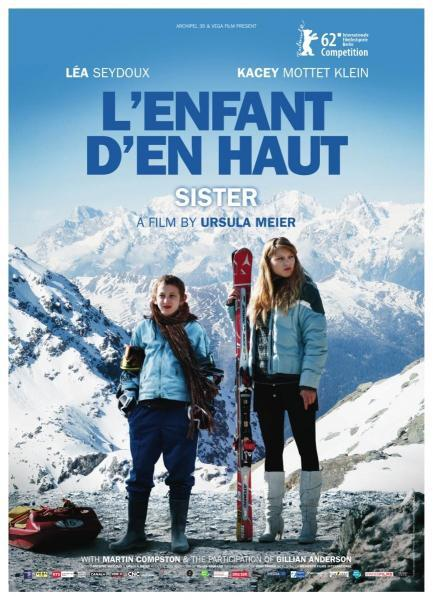 Cine drama: Sister: L'enfant d'en haut (V.O. Francés. Subt. Castellano)