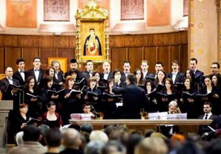 "Música: Coro In Te Domine ""Mesías"""