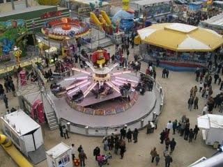 Feria de la Inmaculada de Elda 2013