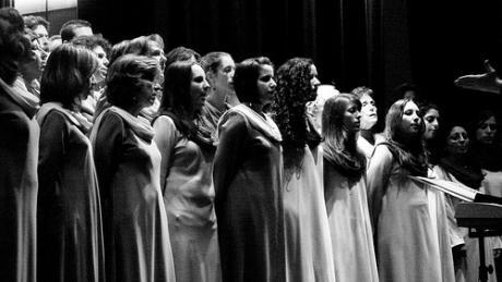 Christmas Concert by Benissa's Choir. Benissa