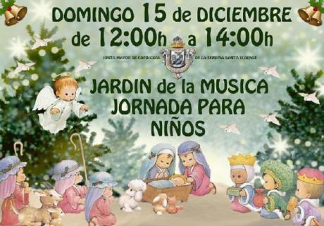 Jornada Navideña para niños