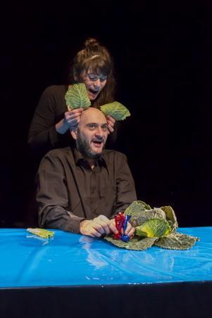 "Teatro Infantil: Cie. PHILIPPE GENTY  presenta 'La llamada del mar"""