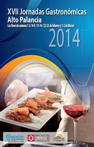 XVII Jornadas Gastronómicas del Alto Palancia